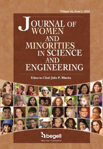 Journal of Women and Minorities in Science and Engineering