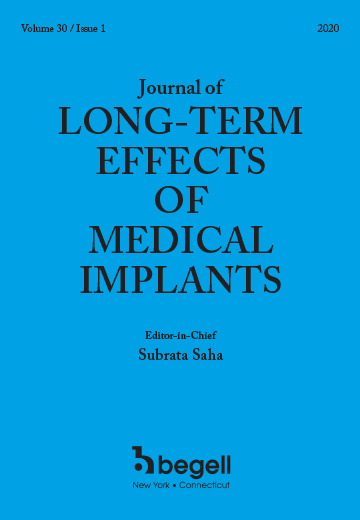 Journal of Long-Term Effects of Medical Implants