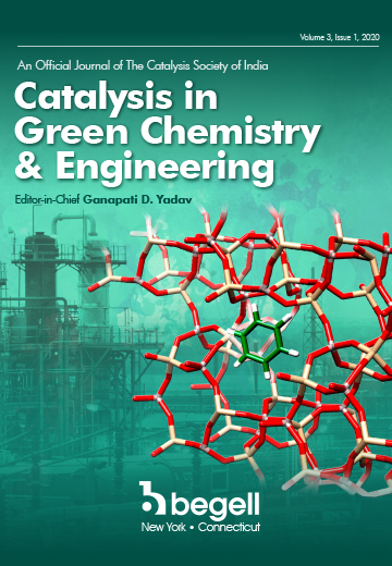 Catalysis in Green Chemistry and Engineering