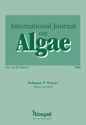 International Journal on Algae